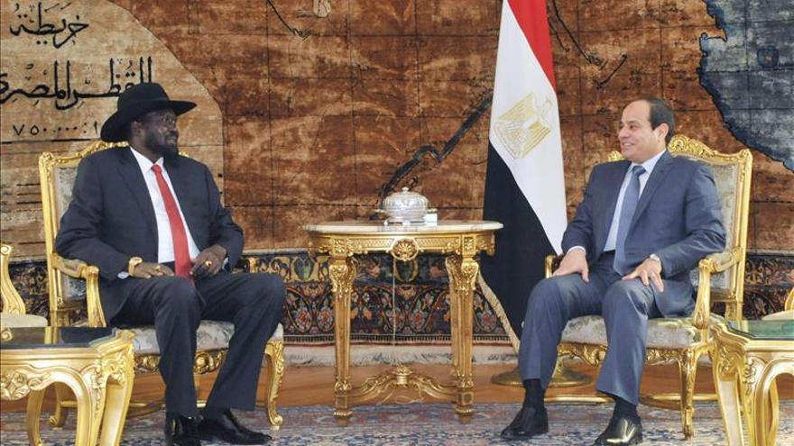 Egipto y Sudán del Sur firman un acuerdo de cooperación en recursos hídricos