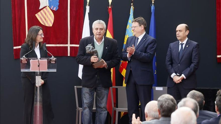 """Puig insta a no tener """"miedo"""" a reformar la Constitución, un documento """"vivo"""""""