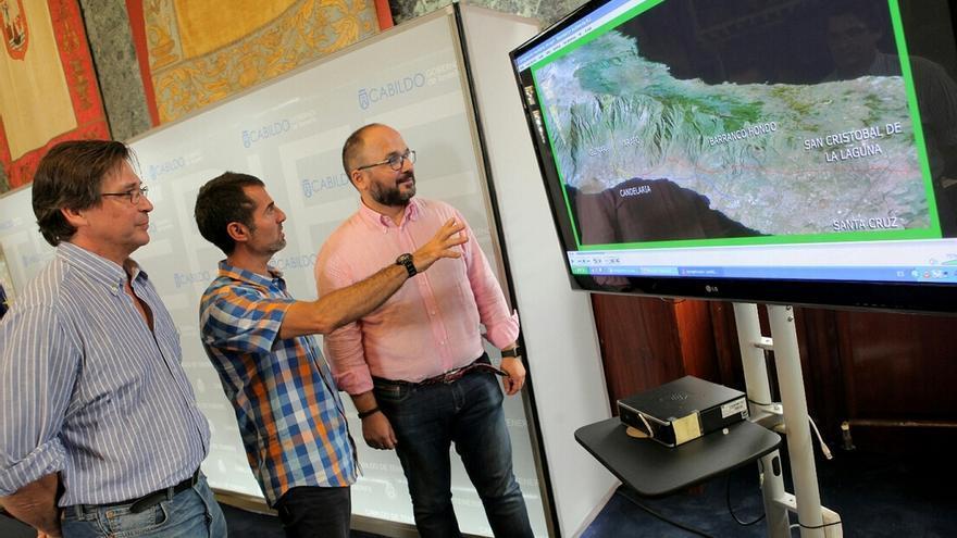 El Cabildo presenta el dispositivo de seguridad para la peregrinación a Candelaria