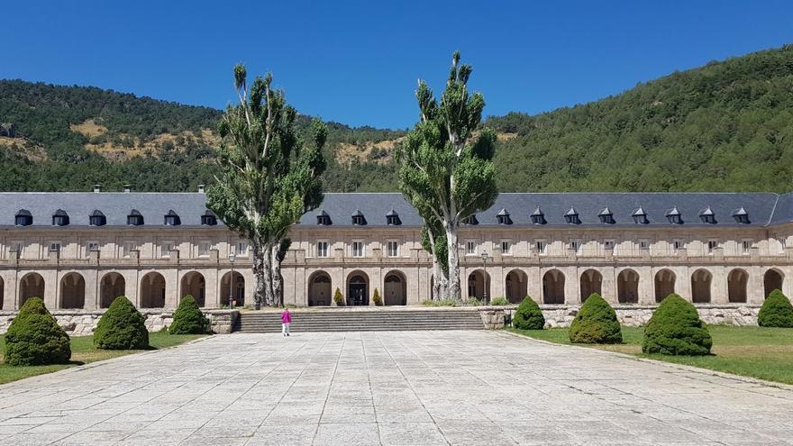 Hospedería del Valle de los Caídos.