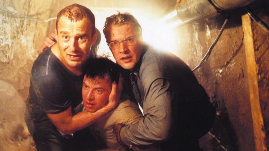 Fotograma de la película 'El túnel' (2001)