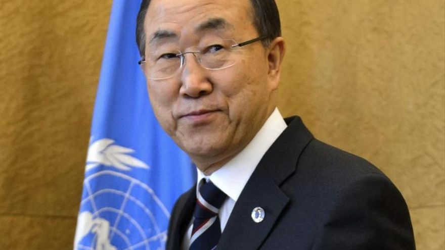 """Ban Ki-moon llega a Cuba """"muy interesado"""" en sus reformas y en cómo apoyarlas"""