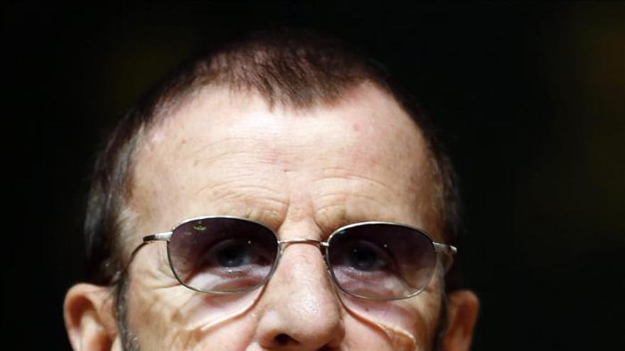Ex-Beatle Ringo Starr cancela presencia en acto por la paz en México