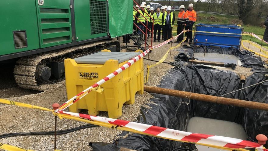La Comisión Europea investigará si el Gobierno ha respetado la ley en la prospección minera 'Salia' a petición de IU