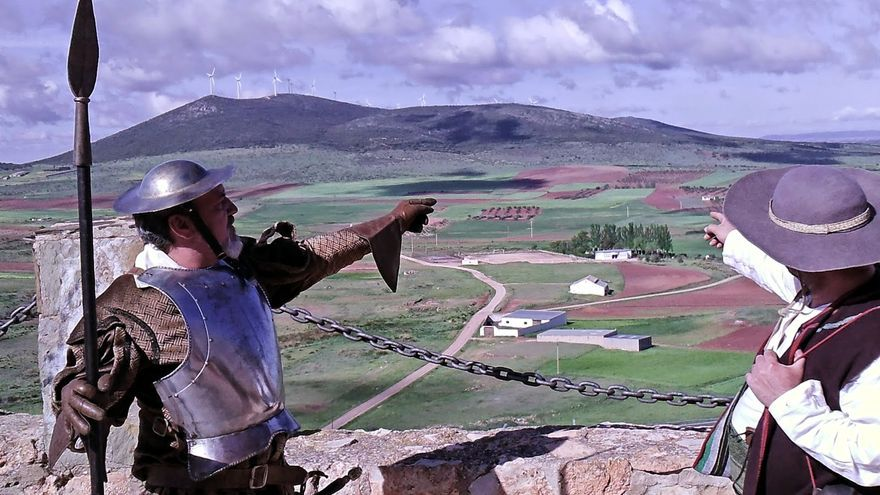 Foto: Plataforma Campo de Montiel-Origen del Quijote
