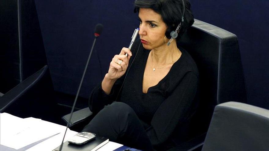 La exministra francesa Dati, acusada de usar dinero público de forma indebida