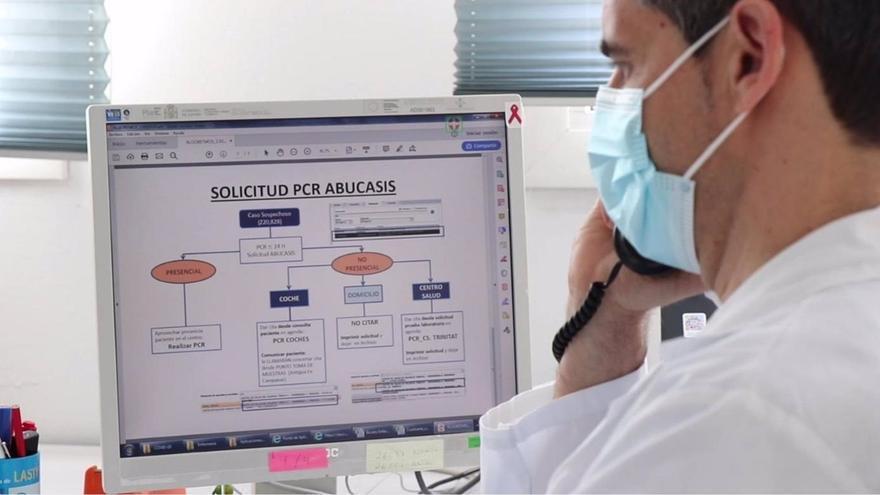 Canarias prevé alcanzar 500 rastreadores de Covid y se abre a perfiles no sanitarios