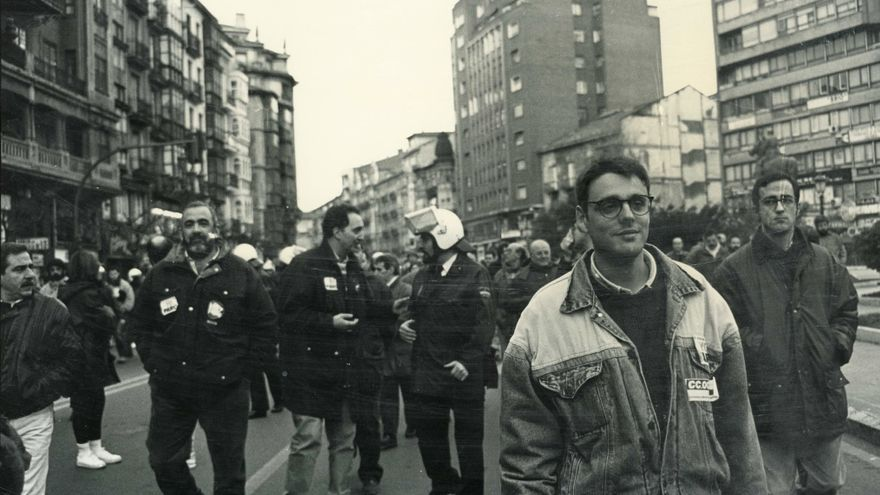 Huelga general 14-D en Santander