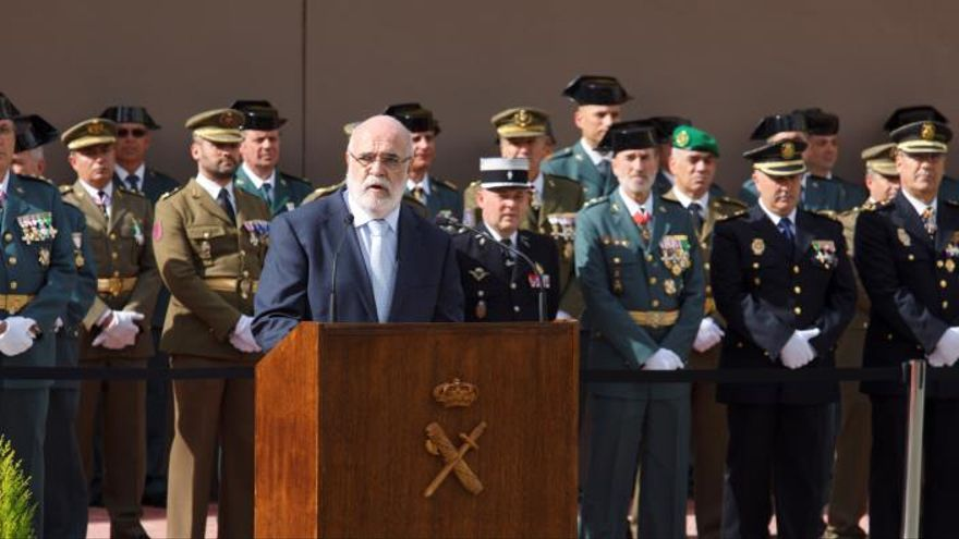 Delegado del Gobierno: Sánchez mantendrá a la Guardia Civil en el País Vasco