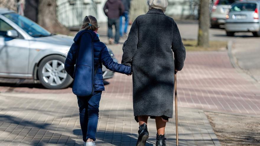 La esperanza de vida en Navarra se ha incrementado más de 9 años en las últimas cuatro décadas