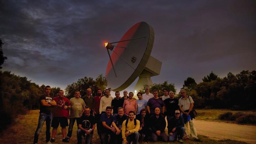 Integrantes de Astroguada FOTO: ASTROGUADA