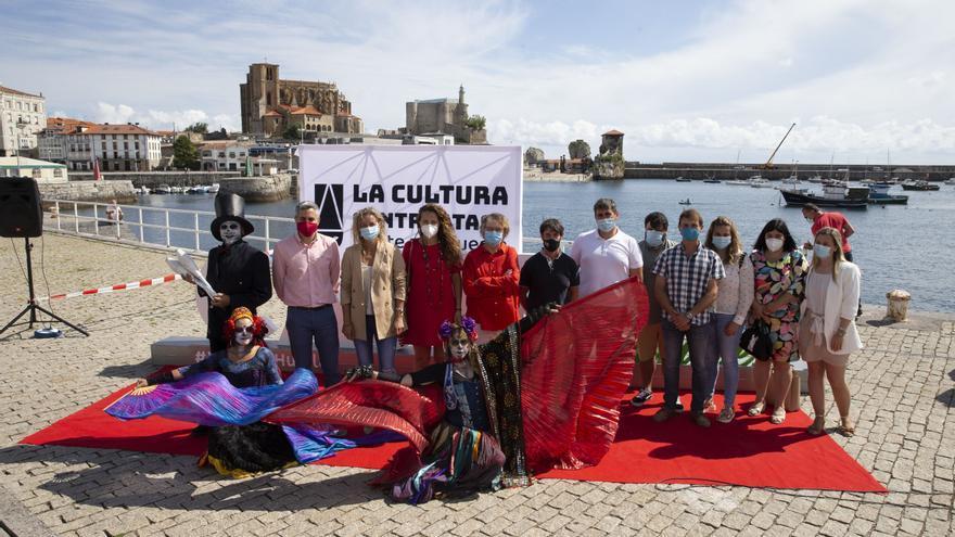 Castro, Potes y Reinosa, nuevas paradas de la misión itinerante de 'La Cultura Contraataca'