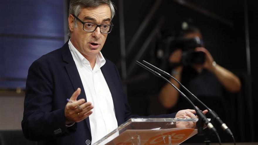 C's apoya al PSOE para crear una comisión de investigación sobre F. Díaz