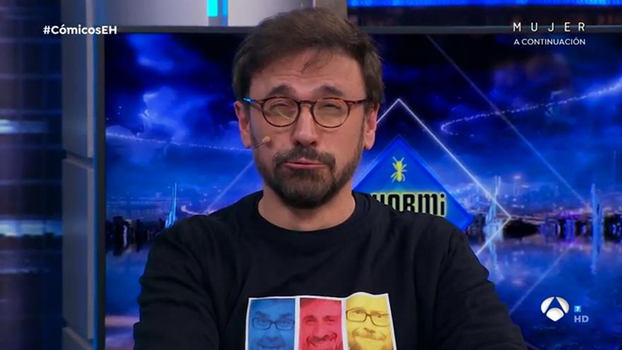 José Mota parodió a Pablo Motos en 'El Hormiguero'