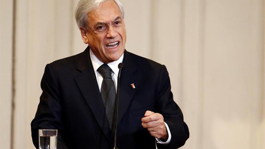 Sebastián Piñera será proclamado este martes candidato a la Presidencia de Chile