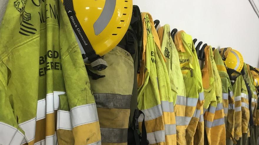 Los bomberos empiezan este viernes su huelga