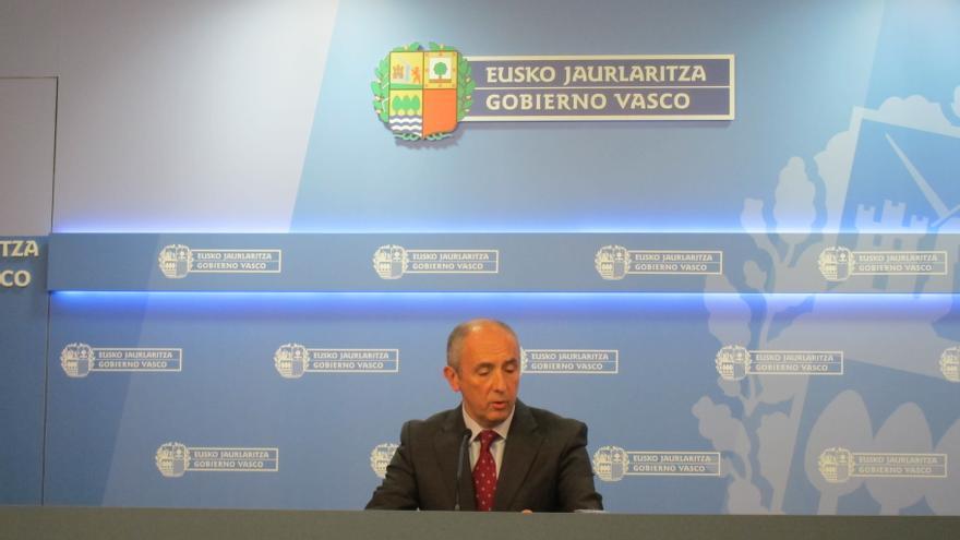 Gobierno vasco gratifica con 130.000 euros a ertzainas que en 2012 hicieron labores de lucha contra el terrorismo