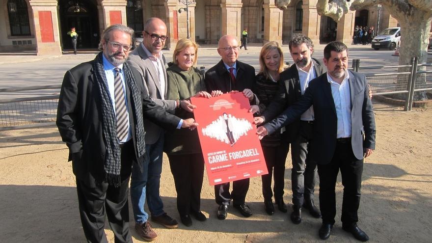 """Entidades soberanistas afirman que el TC no frenará el referéndum: """"Los ciudadanos hablarán"""""""