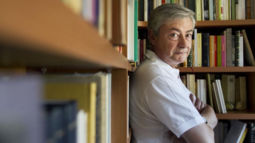 Enric Sòria, director de la Biblioteca Valenciana d'Autors