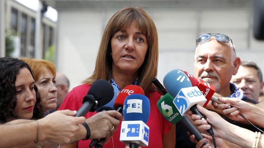 """Mendia acusa al Gobierno Vasco de tratar de """"deslavazar"""" el relato sobre ETA"""