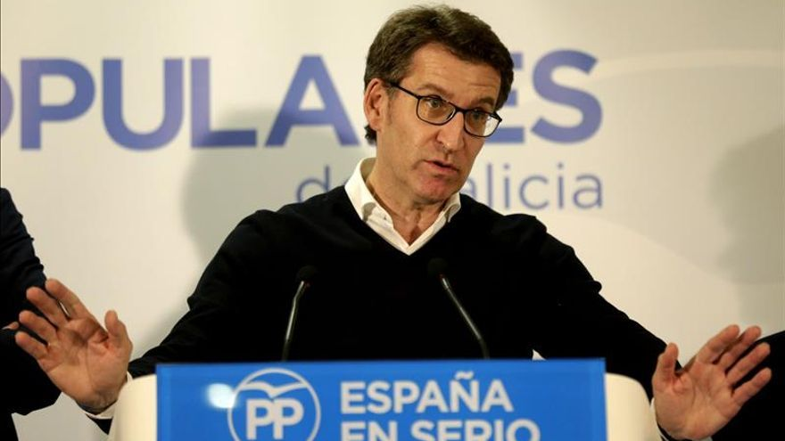 El PP gana en Galicia, la Marea irrumpe como segunda fuerza y el BNG se va