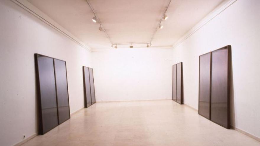 Segunda   parte    (simetría/    asimetría    del tiempo),1992