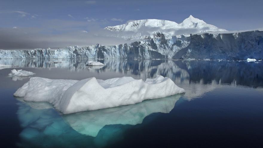 Laredo muestra hasta el 1 de septiembre cómo 'El ártico se rompe'