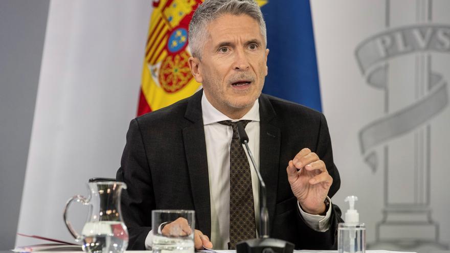 Coalición Canaria considera que Marlaska ningunea a Canarias al ir a Marruecos sin Torres