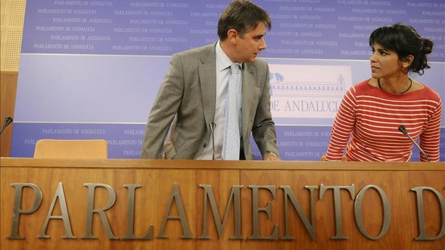 """Podemos Andalucía critica el """"victimismo"""" de Chaves y pide que deje el escaño"""