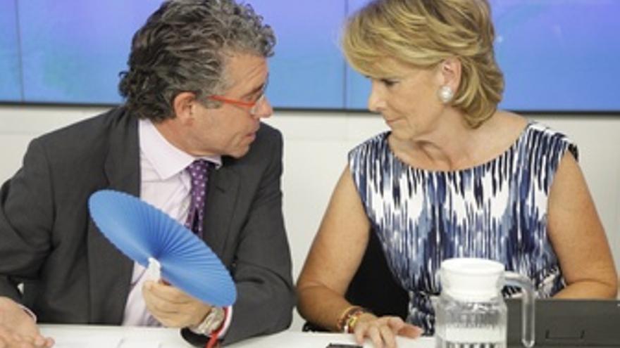 Granados Y Aguirre Antes De La Junta Directiva Regional