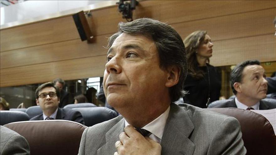 El expresidente madrileño Ignacio González