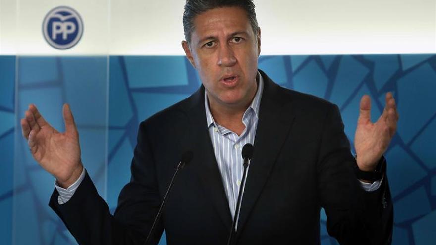 """Albiol propone que PPC, PSC y C's caminen """"en la misma dirección"""" tras el 21D"""