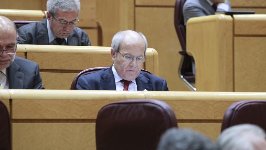 Montilla (PSC) defiende la descentralización de instituciones como el Senado y su traslado fuera de Madrid