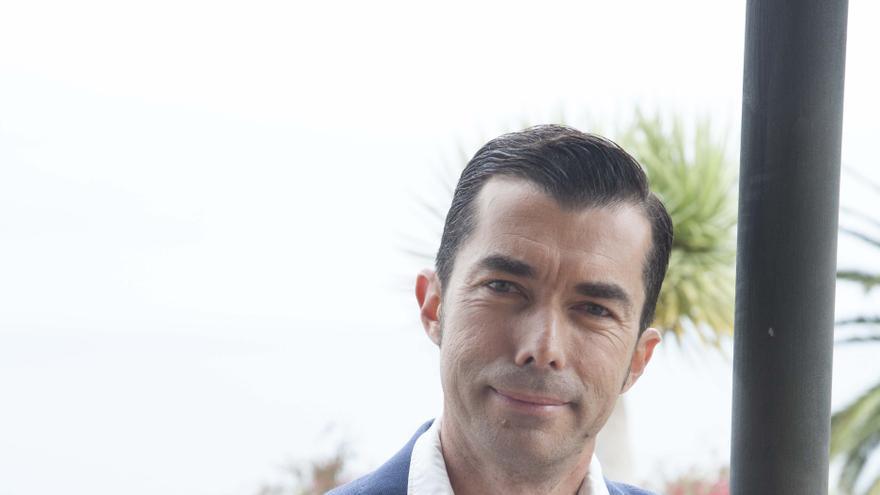 Carlos González, portavoz del PP en el Ayuntamiento de Tijarafe.