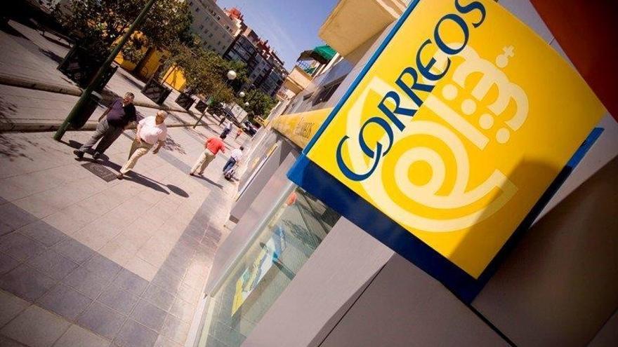 Los sindicatos convocan paros parciales en Correos para el próximo 7 de junio