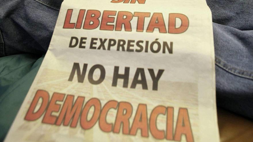 Una ONG venezolana reporta 36 violaciones a la libertad de expresión en mayo