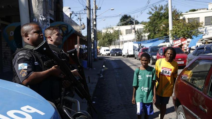 """""""Fuego Cruzado"""", la aplicación que coloca en el """"mapa"""" los tiroteos en Río"""