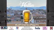Hellín pone en marcha la campaña #LaPrimeraLaPagoYo para apoyar a la hostelería