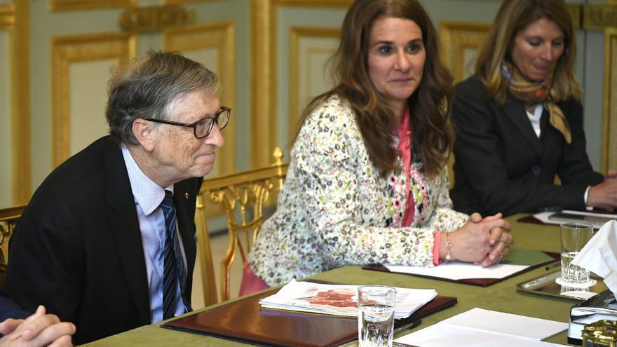 """Melinda Gates dice que el matrimonio con Bill está """"irremediablemente roto"""""""
