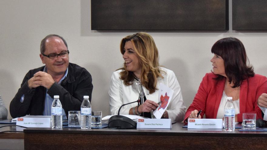 Comisión Ejecutiva Regional del PSOE-A.