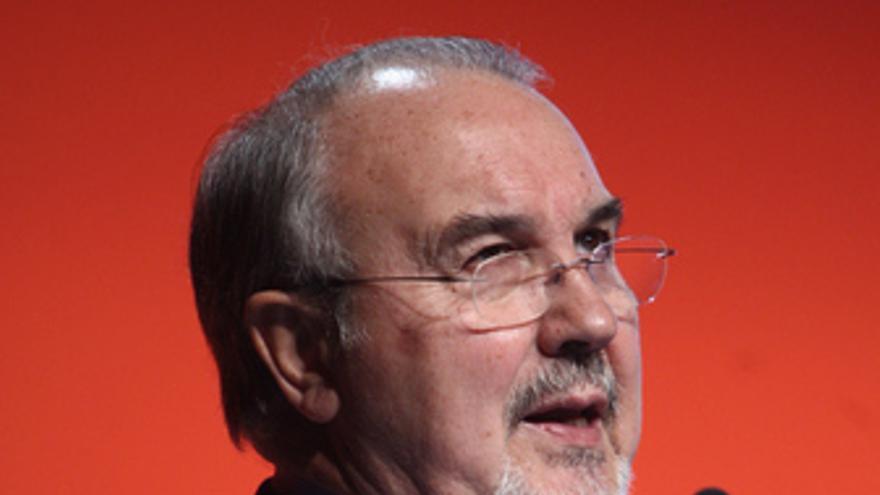 Ex ministro de Economía y Hacienda Pedro Solbes