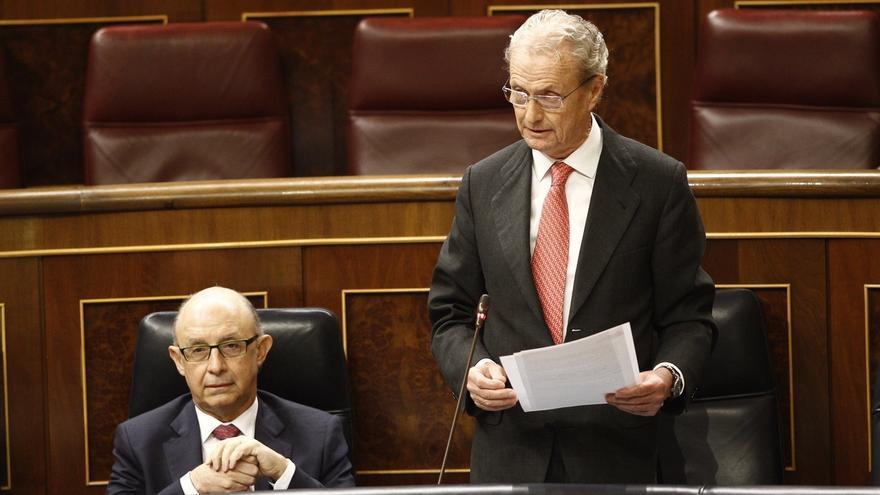 """Morenés dice que el convenio con EEUU refuerza la seguridad e IU-ICV le acusa de """"patriotismo de pacotilla"""""""