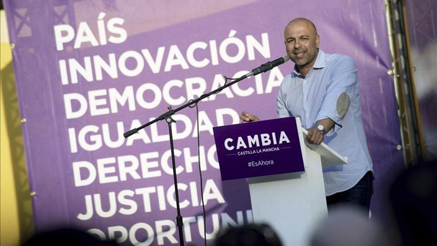 Podemos (Castilla-La Mancha): no hay pacto con el PSOE