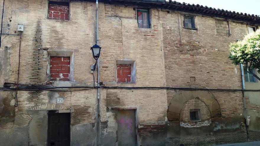 La sinagoga de Huesca