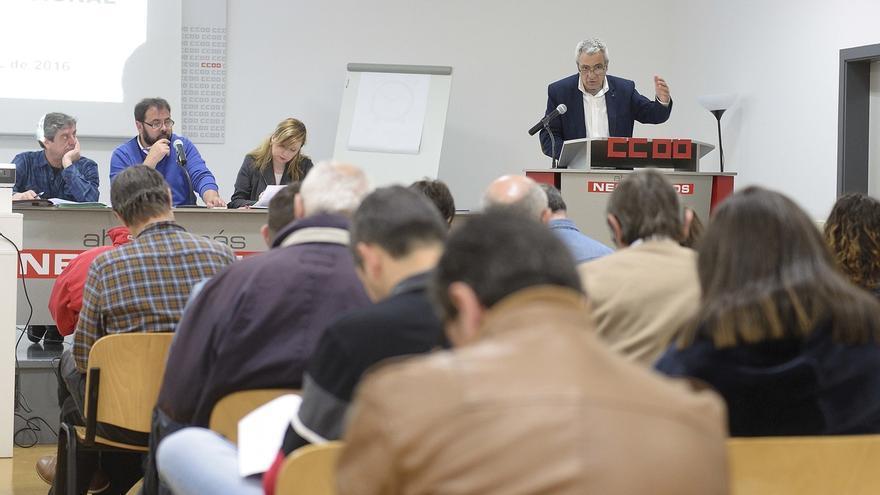 """CCOO cree que la """"recuperación"""" de los salarios impulsará el crecimiento y reclama subir el mínimo hasta 800 euros"""