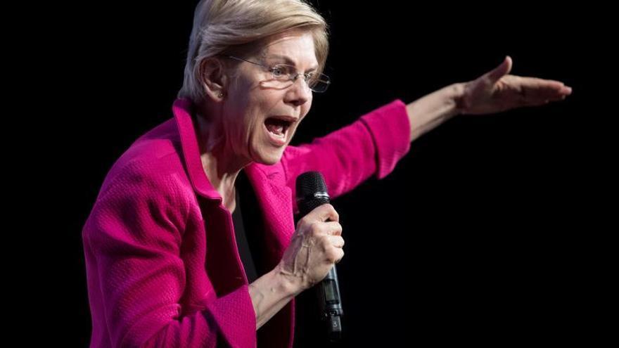 La senadora Elizabeth Warren pide explicaciones tras la muerte de un menor inmigrante