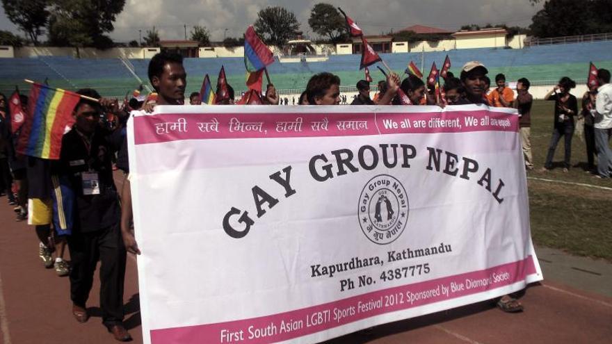 Nepal, el último refugio para los homosexuales del Sur de Asia