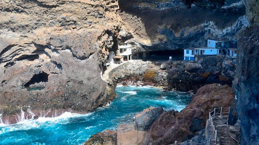 Gu a de playas de la palma las mejores zonas para for Piscinas naturales juan adalid