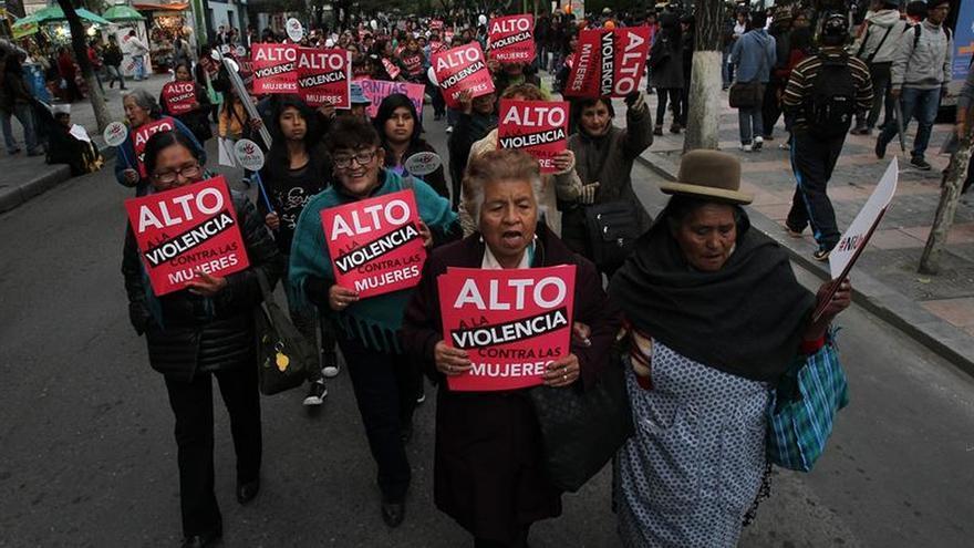 Bolivia impulsa una norma contra la violencia machista en el Parlamento Andino