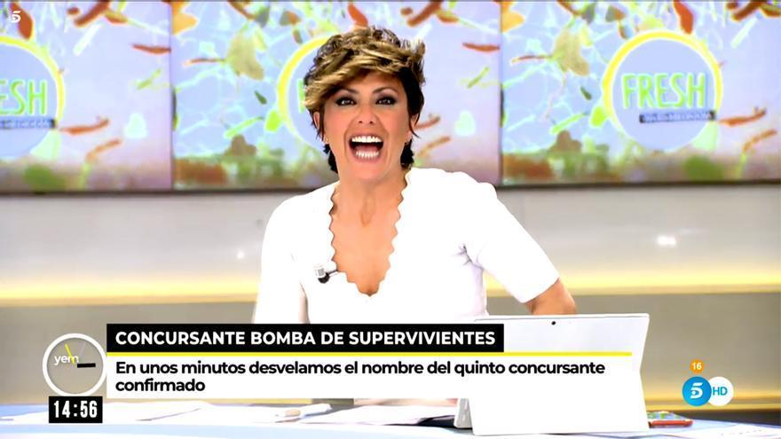 Sonsoles Ónega anuncia a Olga Moreno